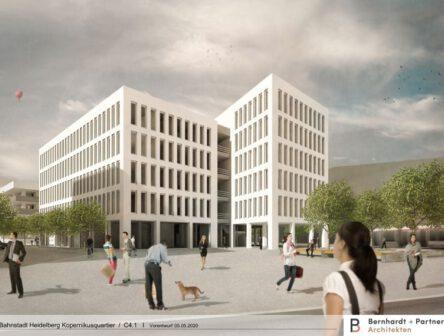 """Wohn- und Geschäftsquartier """"Kopernikusquartier"""""""