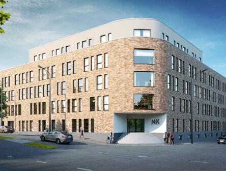 """Wohn- und Geschäftsquartier """"Mönninghoff-Quartiere"""""""