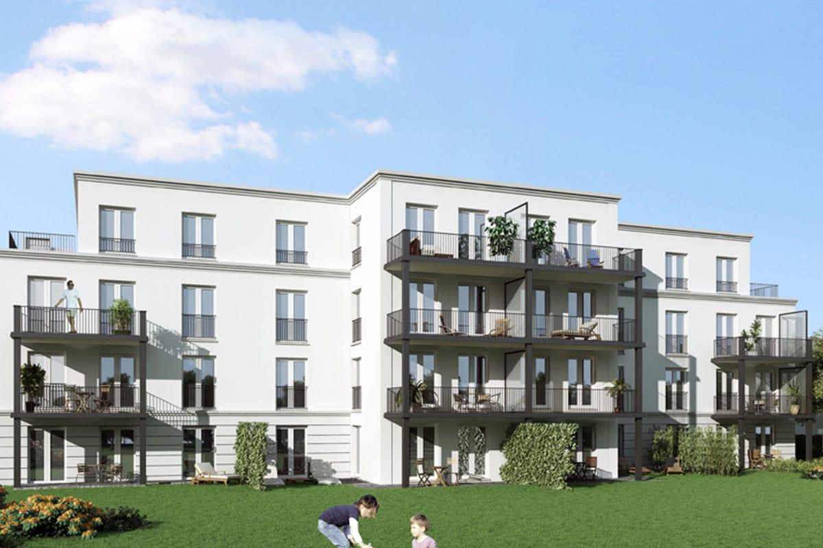 Kreer Mehrfamilienhaus Weststadt 3