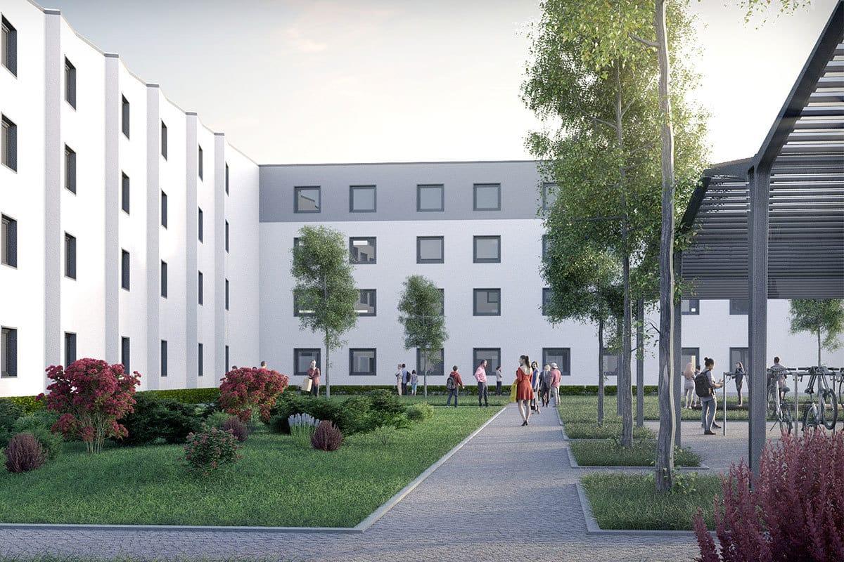 Kreer Studentenwohnheim Bonn 2