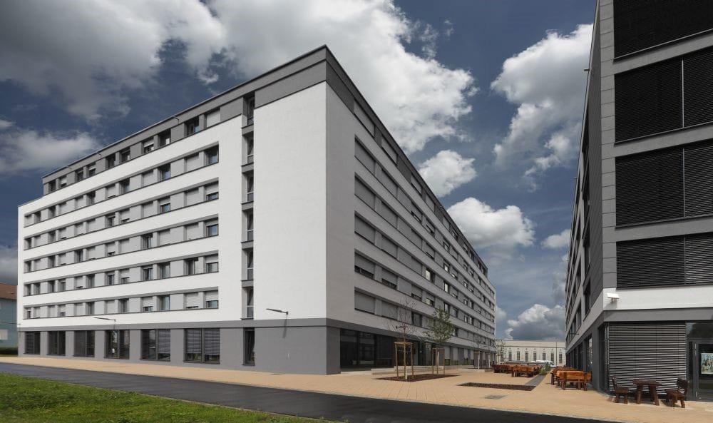 Studentenwohnheim Heidelberg 2